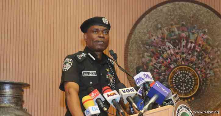 IGP harps on moral re-orientation of police