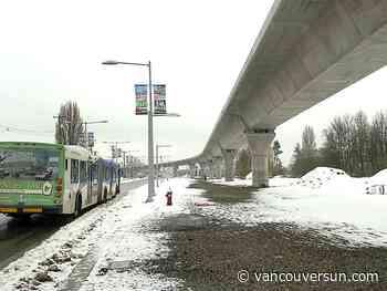 New Capstan Station in Richmond running behind schedule