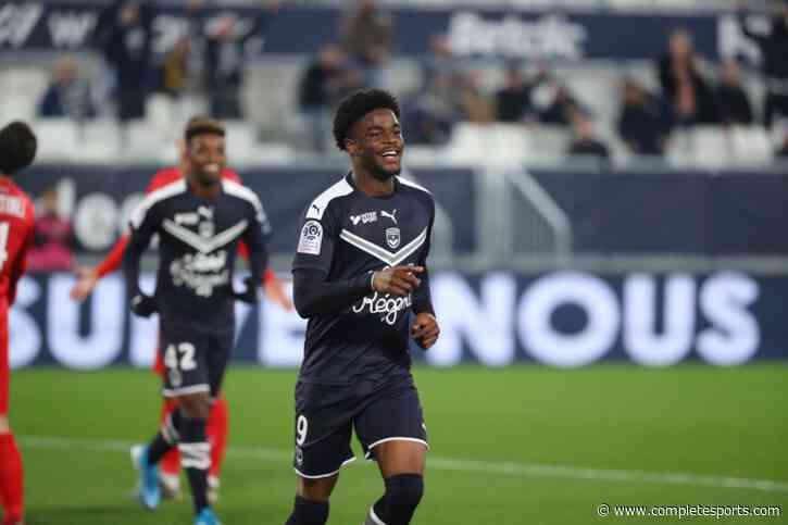 Ligue 1: Maja Bags Hat-trick, Kalu Subbed On As Bordeaux Maul Nines 6-0