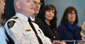 Vancouver police chief makes pitch for 25 new cops