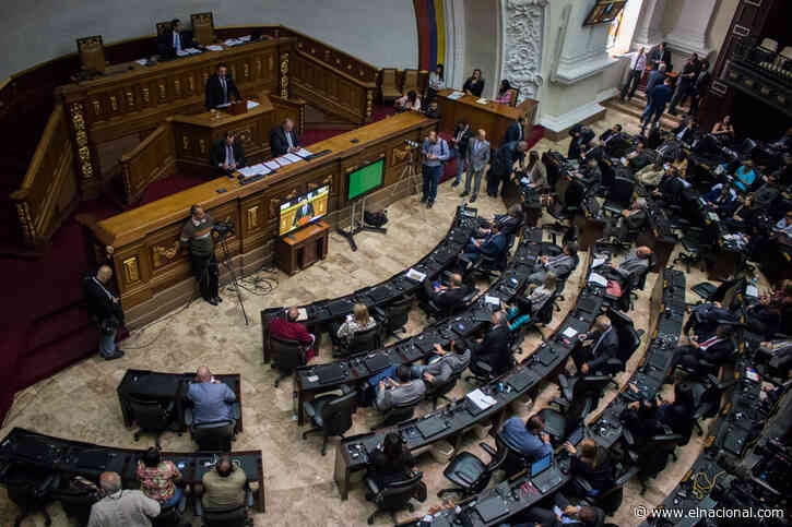 La Asamblea Nacional debatió la entrega ilegal de armas a civiles
