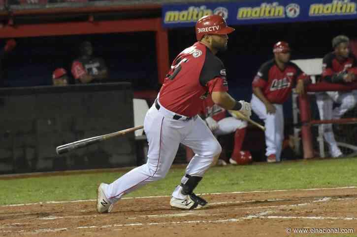 La Liga Venezolana de Beisbol Profesional llegó a la segunda mitad