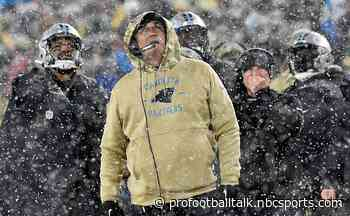 What's next for Ron Rivera?
