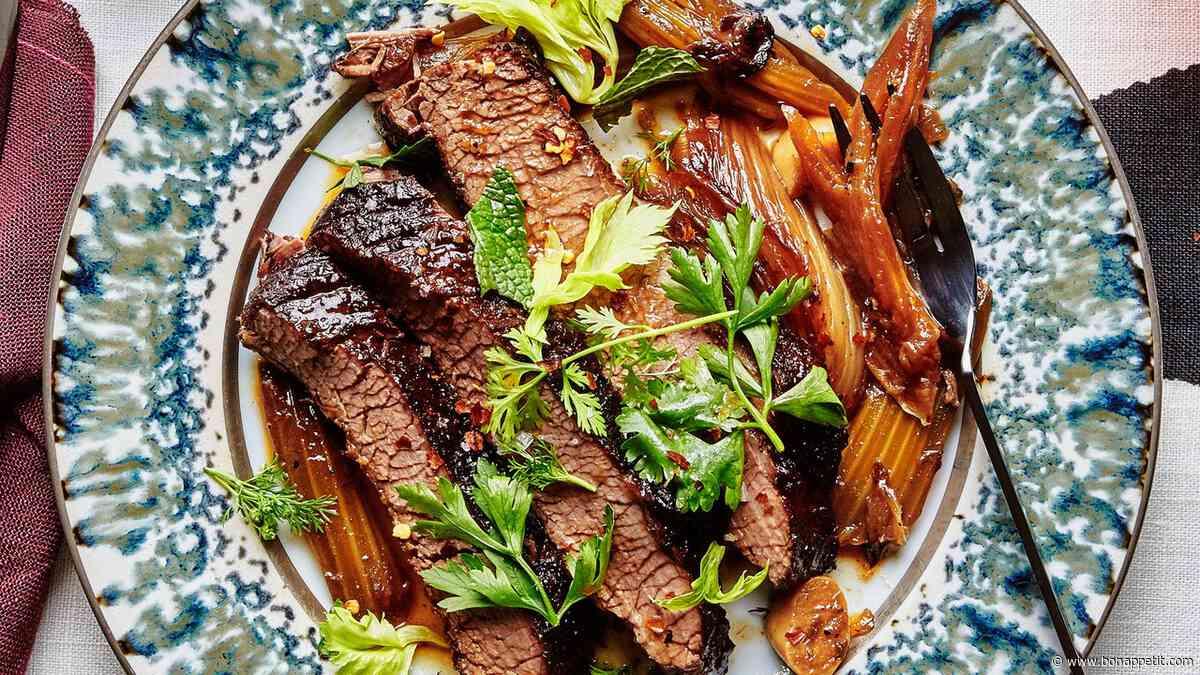 This Beef Brisket Recipe from Alison Roman