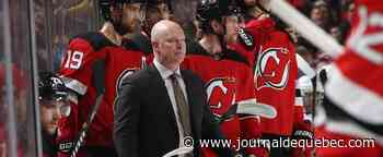 Les Devils congédieraient John Hynes