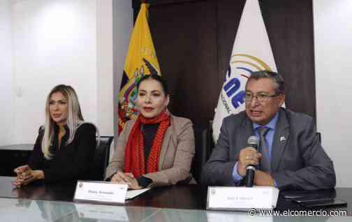Consejeros del CNE celebran la aprobación de las reformas al Código de la Democracia