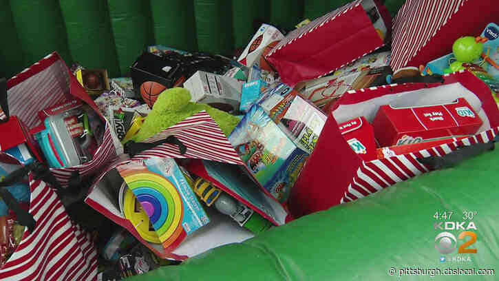 Best Of The Batch Foundation Collecting Toys To Help Families In Need This Christmas