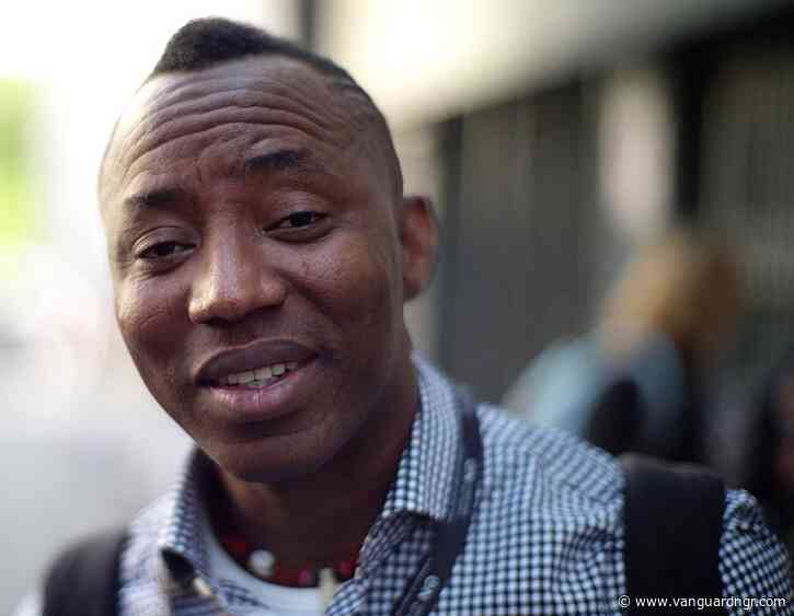 Sowore kicks against transfer him to Correctional Facility
