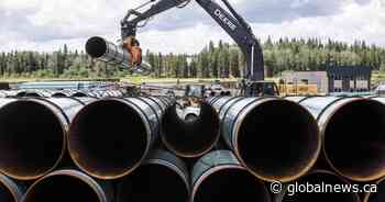 Pipe for Trans Mountain expansion to be in the ground before Christmas: CEO