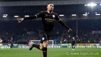 Man City reclaim second spot in win at Burnley