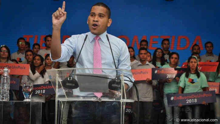 Leocenis García: EE UU no puede presionar para que se reelija a un corrupto