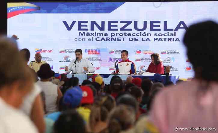 Maduro a Guaidó: Ahora lo que te espera es la cárcel