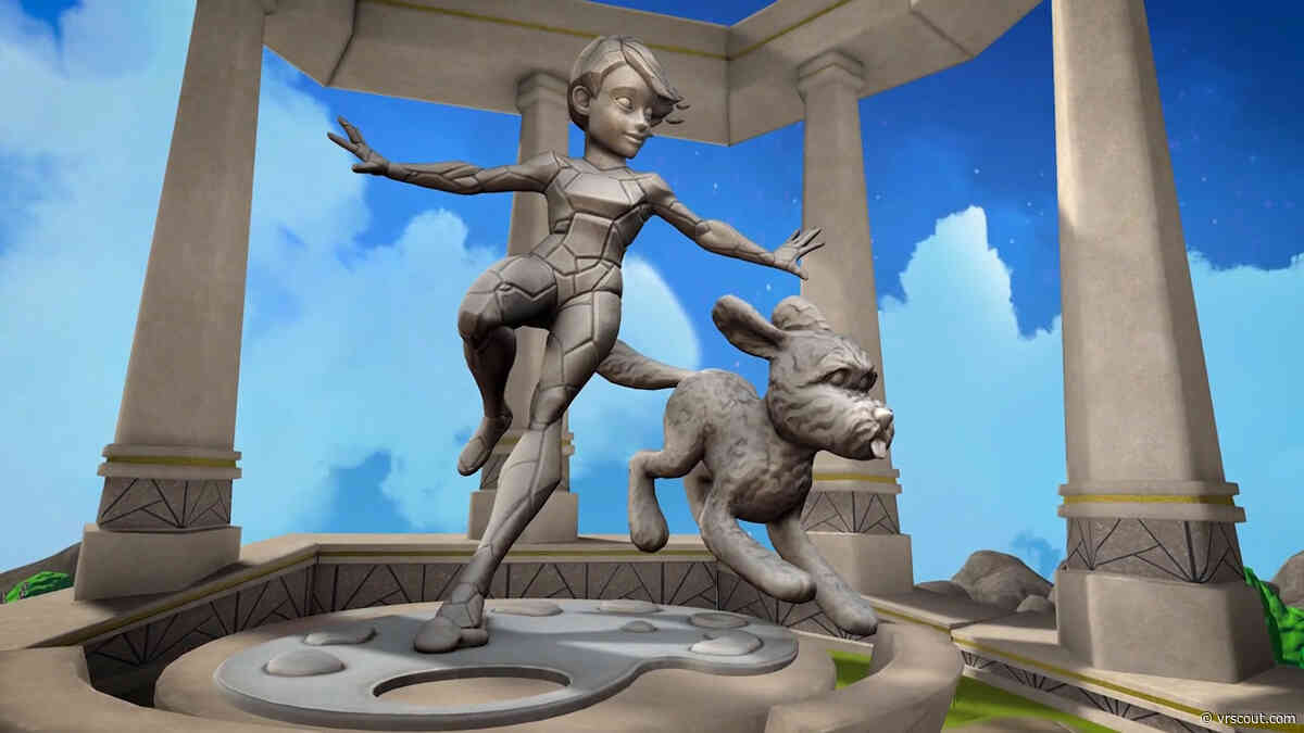 St. Jude Immortalizes Child Cancer Patients As 60-Foot Interactive Statues Using VR