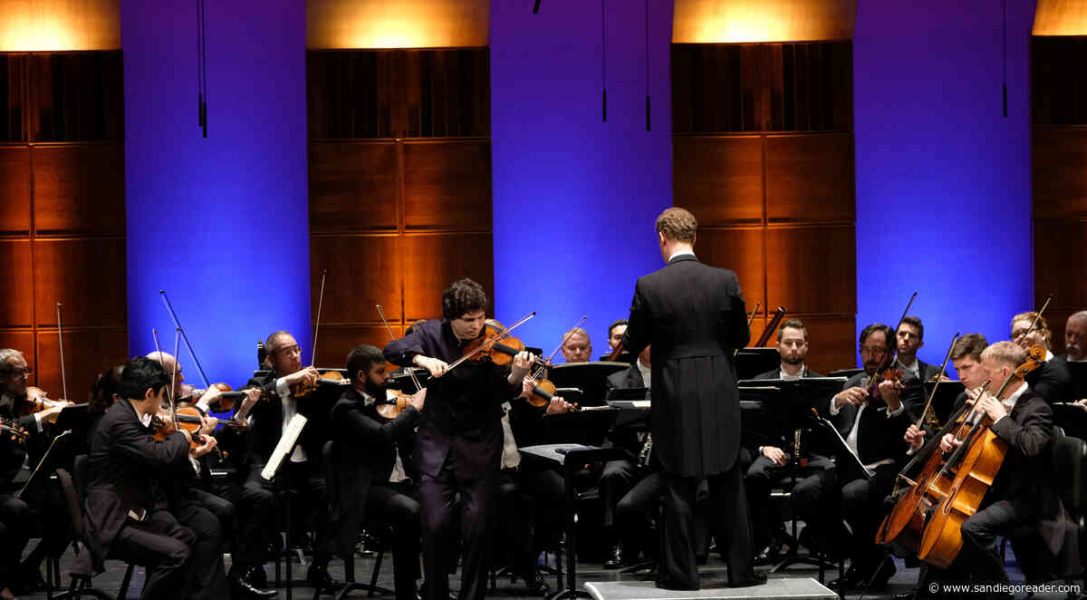 San Diego's three top classical music concerts of 2019