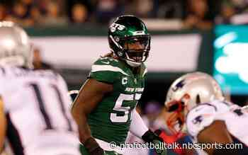 Jets place C.J. Mosley on injured reserve