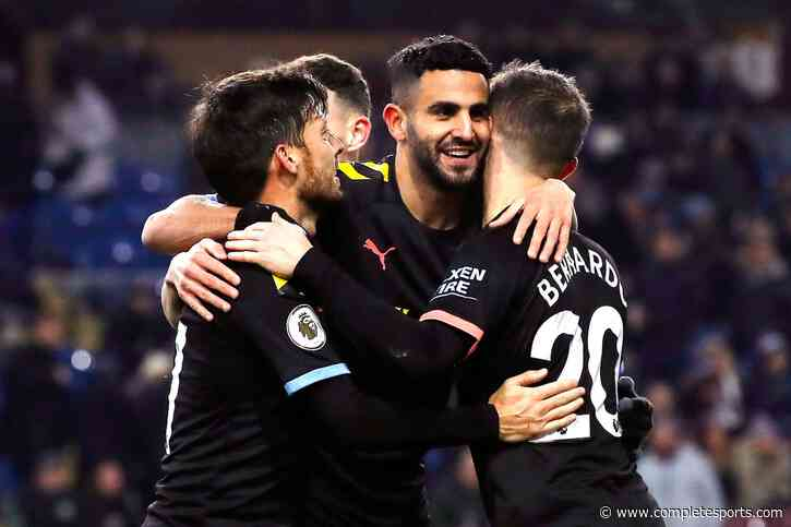 Mahrez Makes Premier League History As Man City Thrash Burnley