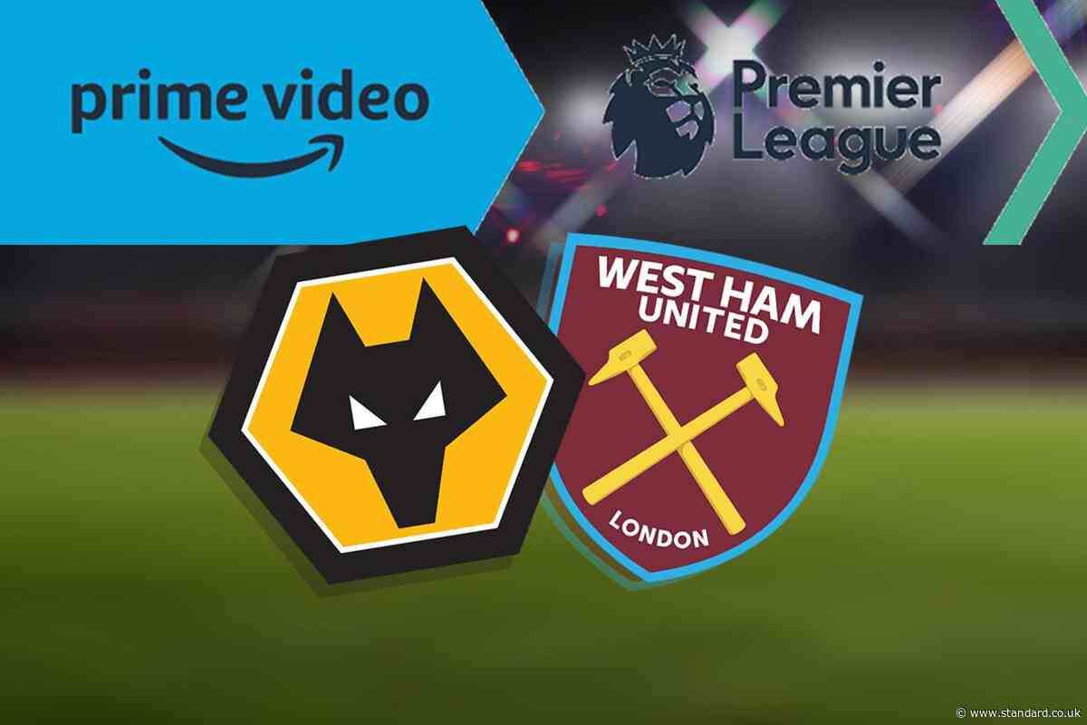 Wolves vs West Ham LIVE stream on Amazon Prime Video: How to watch for free online and which TV channel