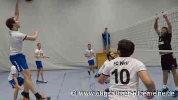 Durchwachsener Spieltag für Volleyballer