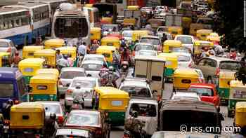 Toxic air and gridlock: India's tech cities are choking on their success