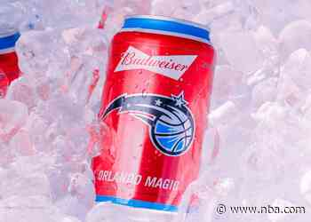 Orlando Magic Extend 31-Year Partnership with Anheuser-Busch Adding New Elements