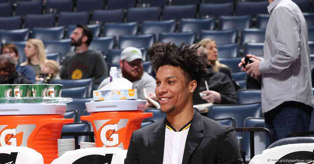 Brandon Clarke out with oblique injury