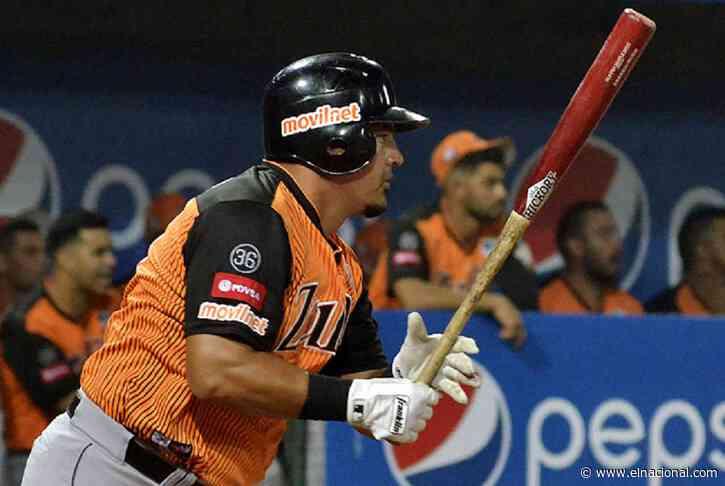 Líderes de la primera mitad en la Liga Venezolana de Beisbol