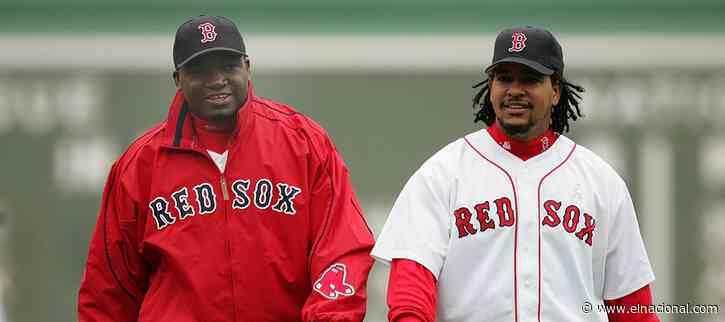 Manny Ramírez y David Ortiz ingresarán al Salón de la Fama de Boston