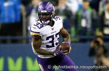 """Mike Zimmer: Dalvin Cook is """"fine"""""""