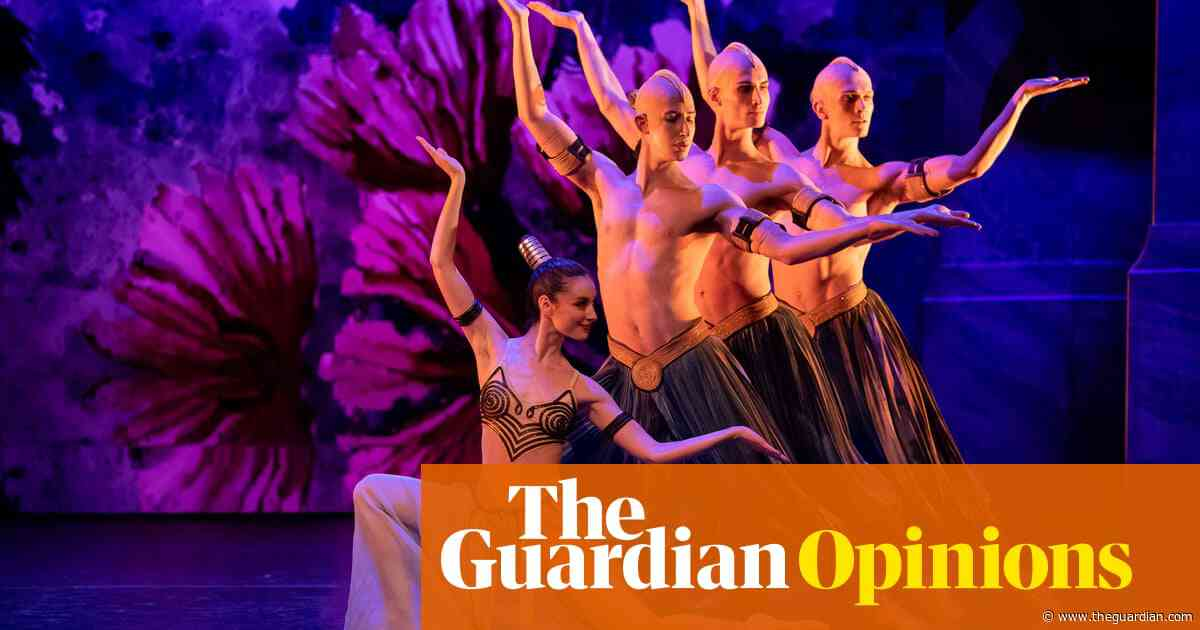The Australian Ballet's Nutcracker tones down the yellowface –and it's a relief | Millie Roberts