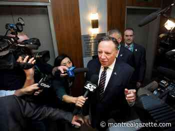 'We will take the necessary means to ensure Bill 21 is applied': Legault
