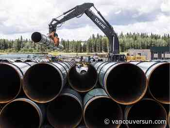 Vaughn Palmer: Supreme Court appeal looks like B.C.'s last chance to fight pipeline