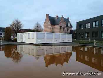 Politie en Welzijnshuis verhuizen