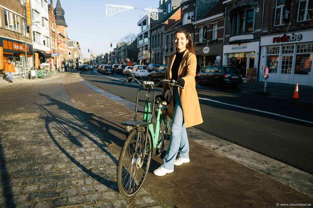 Deelfietsensysteem Mobit verhuistnaar noordrand vanwege concurrentie