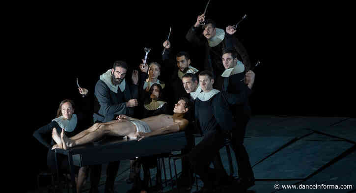Dimitris Papaioannou's 'The Great Tamer': Corpse and corpus