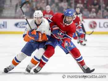 Liveblog: Habs snap winless streak with win over Islanders