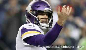 """Mike Zimmer """"really not concerned"""" about failed fourth down with game on line"""