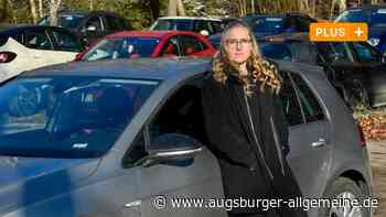 Die schwierige Parkplatzsuche am Bahnhof Geltendorf
