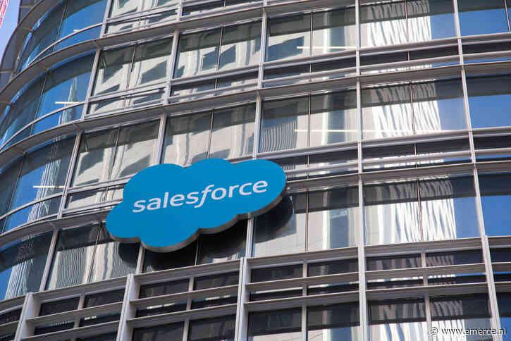 Omzet Salesforce stijgt door acquisities