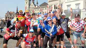 """Dorpen van de Ronde willen geen grote sommen meer ophoesten: """"We gaan toch niet zelf betalen voor het gebruik van openbaar domein"""""""