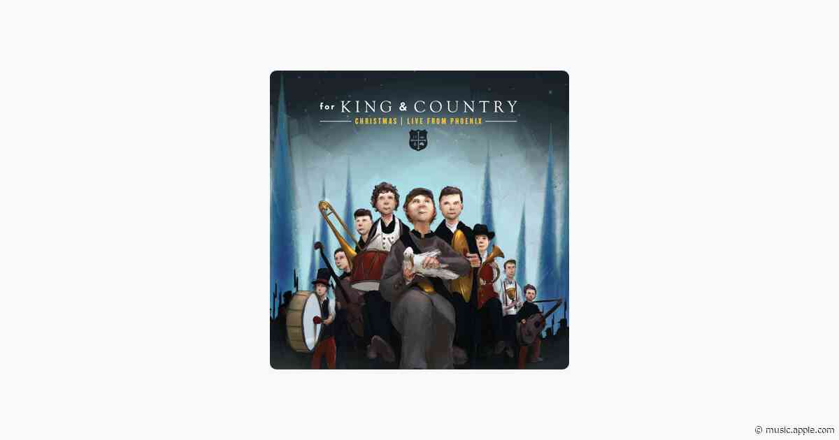 Little Drummer Boy (Live) - for KING & COUNTRY