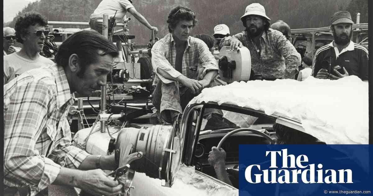 Robert De Niro's Deer Hunter archive – in pictures