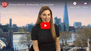 Money Minute Wednesday 4 December: Britain's economic sentiment and American job figures