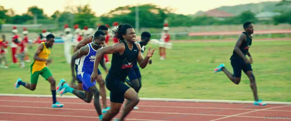 Sprinter: gevierd Jamaicaans sportdrama eenmalig te zien