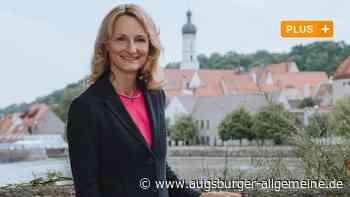 Landsberg: Doris Baumgartl will Oberbürgermeisterin werden