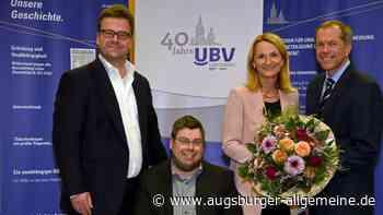 Doris Baumgartl ist die OB-Kandidatin der UBV