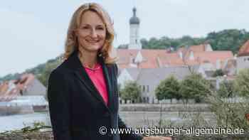 Landsberg: Doris Baumgartl (UBV) will Oberbürgermeisterin werden