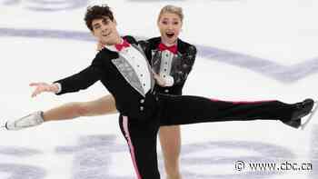 Canadian dance duo Gilles-Poirier aim for podium in Grand Prix Final