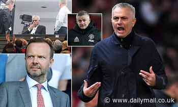 MAN UTD FAN VIEW: Jose Mourinho will get a warm welcome at Old Trafford