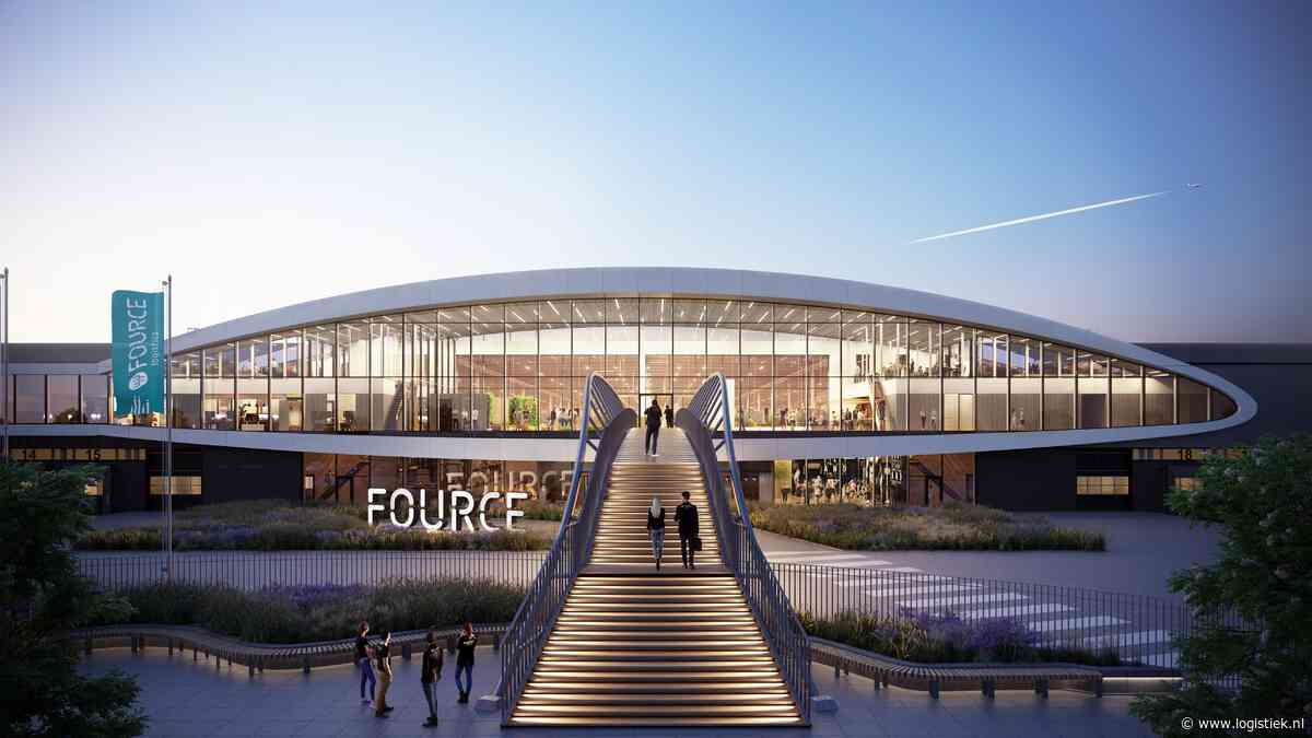 Fource Logistics start bouwt centraal dc met shuttle systeem