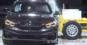 BMW 1 Series scores five stars in ANCAP testing